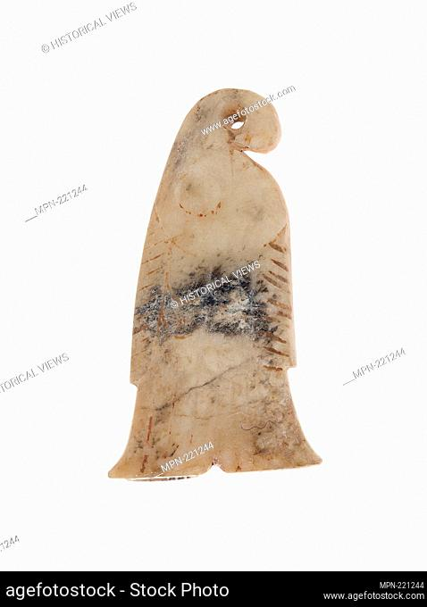 Fish Pendant - Western Zhou period, 11th/10th century B.C. - China - Origin: China, Date: 1100 BC–900 BC, Medium: Jade, Dimensions: 1 1/2 × 13/16 × 1/16 in