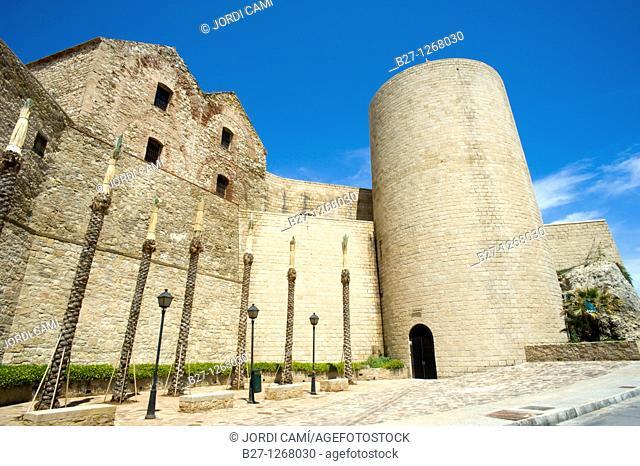 Torreon de las Cabras in Melilla La Vieja citadel  Melilla Spain