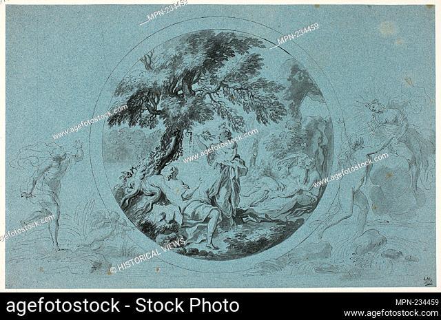 Birth of Adonis - 1775/1785 - Giovanni Battista Cipriani Italian, 1727-1785 - Artist: Giovanni Battista Cipriani, Origin: Italy, Date: 1775-1785