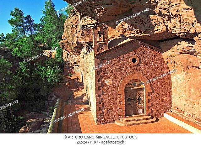 Shrine of Sant Gregori. Falset, Tarragona, Spain