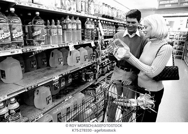 Buying drinking water