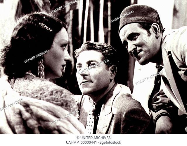 Pepe le Moko - Im Dunkel von Algier (PEPE LE MOKO), F 1937, Regie: Julien Duvivier, MIREILLE BALIN + JEAN GABIN