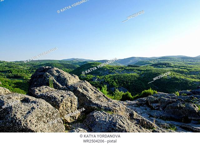 Tharcian sanctuary near the village of Tatul