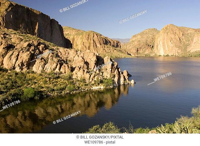 Canyon Lake - Apache Trail, Arizona
