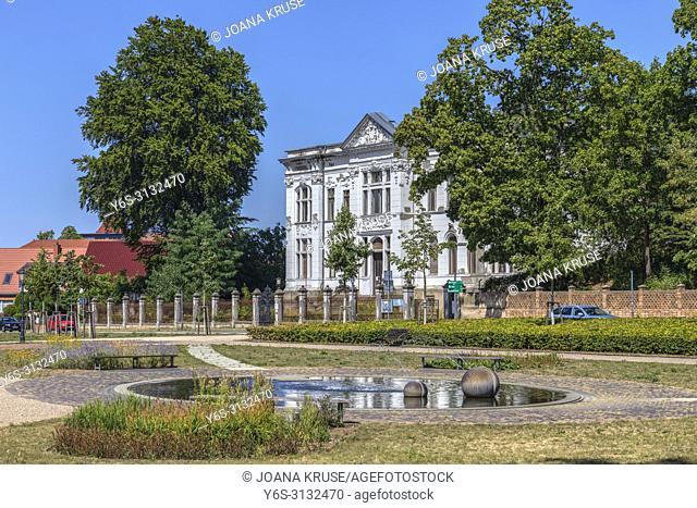 Neustrelitz, Mecklenburg-Vorpommern, Germany, Europe