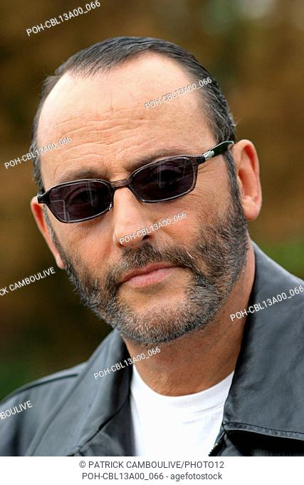 Jean Reno, french actor. Photo Patrick Camboulive. It is forbidden to reproduce the photograph out of context of the promotion of the film