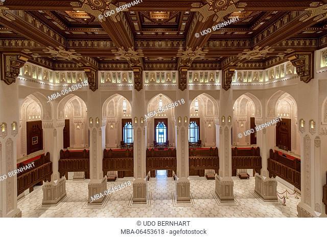 Arabia, Arabian peninsula, Sultanate of Oman, Muscat, Royal Opera House