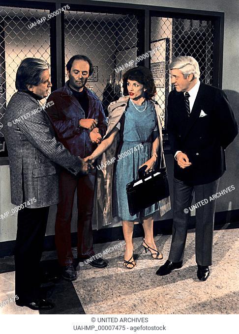 Die Pranke der Tigerin, (FARRELL FOR THE PEOPLE) USA 1982, Regie: Paul Wendkos, FRANK McCARTHY, DENNIS LIPSCOMB, VALERIE HARPER, RICHARD T