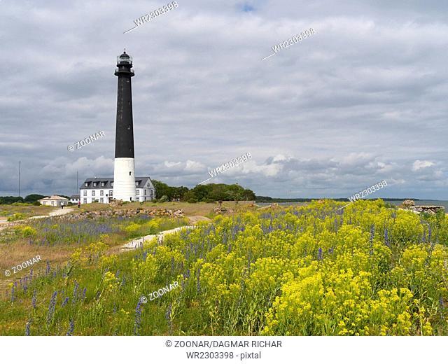 lighthouse Sövre, Sääre, Estonia