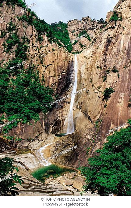 Mt. Geumgangsan,North Korea