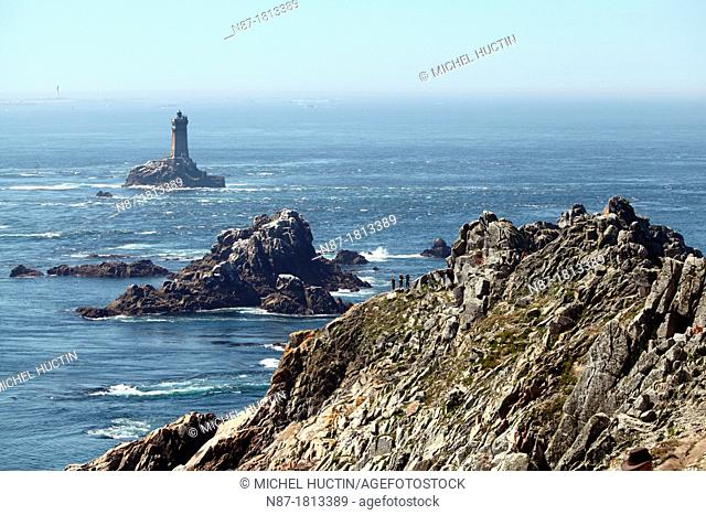 the Pointe du Raz