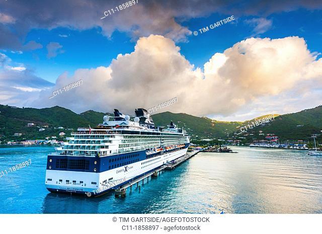 Tortola, Road Town, British Virgin Islands, Caribbean