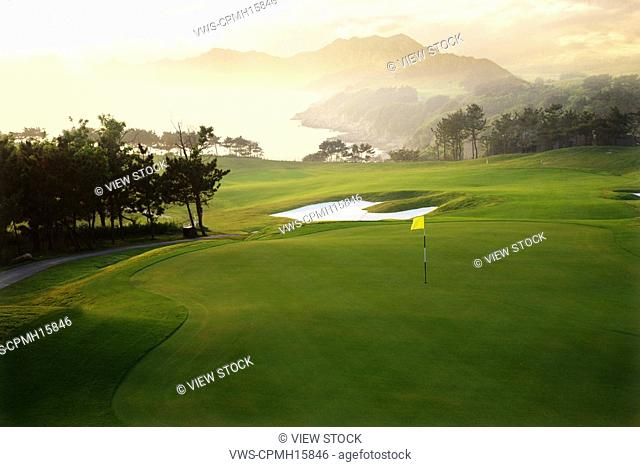 Golf course,close-up,Golf course,close-up,Medical & Healthcare