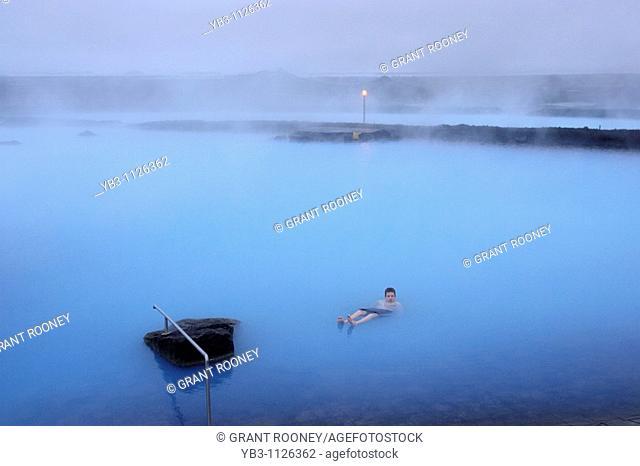 Myvatn Nature Baths, Myvatn, Iceland