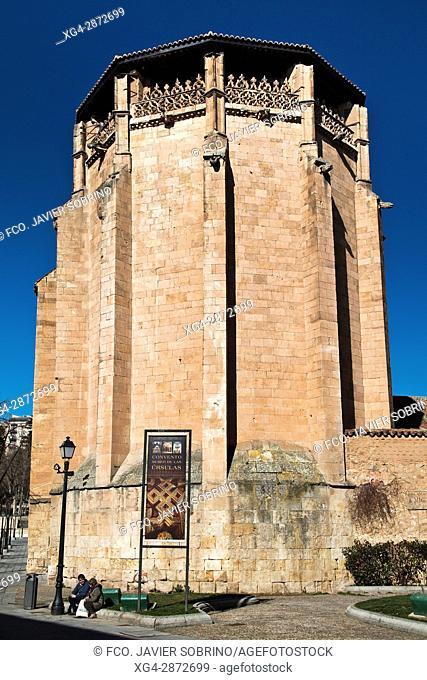 Convento de las Úrsulas. Salamanca. Castilla-León. España. Europa
