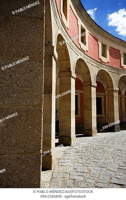 Palace of Riofrio in Segovia province, Spain