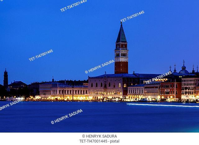 Church of San Giorgio Maggiore in Venice Venice, Veneto, Italy