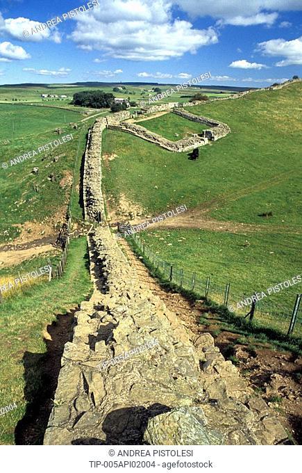 UK, England, Hadrian's Wall