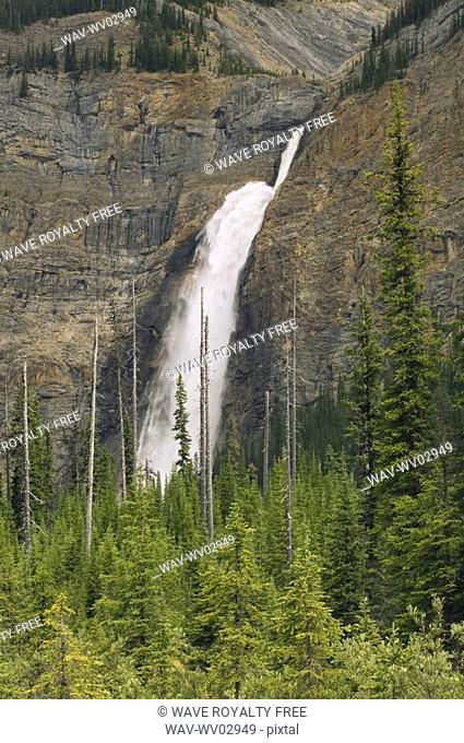 Takakkaw Falls, Yoho National Park, BC, Canada