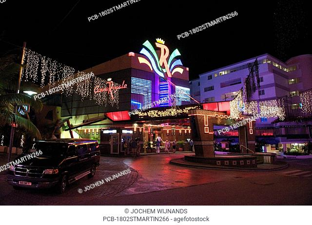 Sint Maarten, Maho, Casino Royale