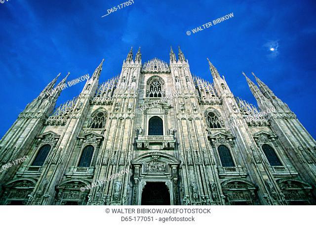 Duomo. Milan. Italy