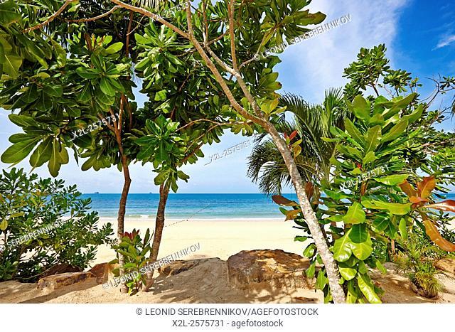 Klong Muang Beach, Krabi Province, Thailand