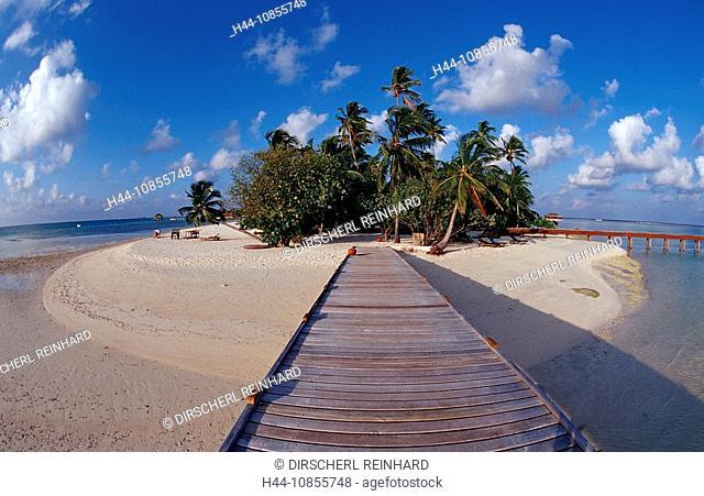 10855748, Maldives, Indian Ocean, Medhufushi, Meem