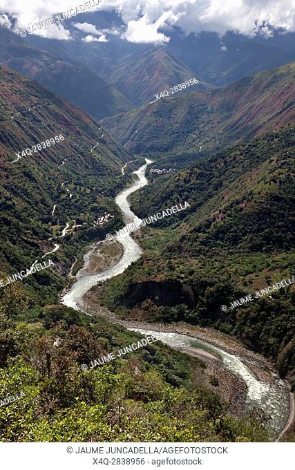 Inca's way . Peru