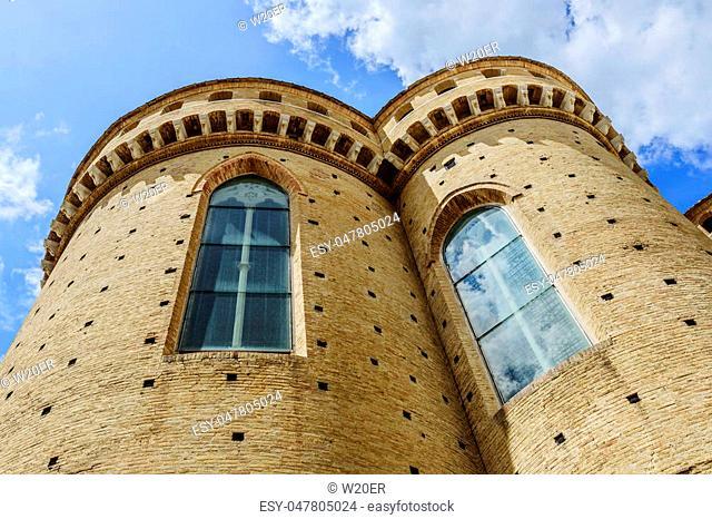 Basilica della Santa Casa in Loreto, Marche, Italy