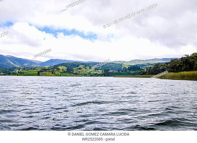 Laguna de la Cocha, Pasto, Nariño