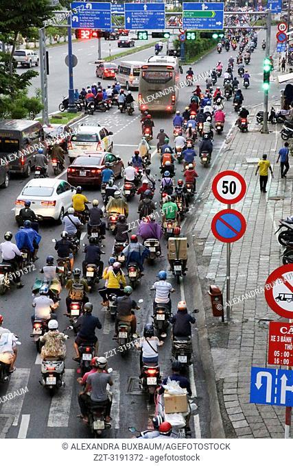 Saigon, South Vietnam