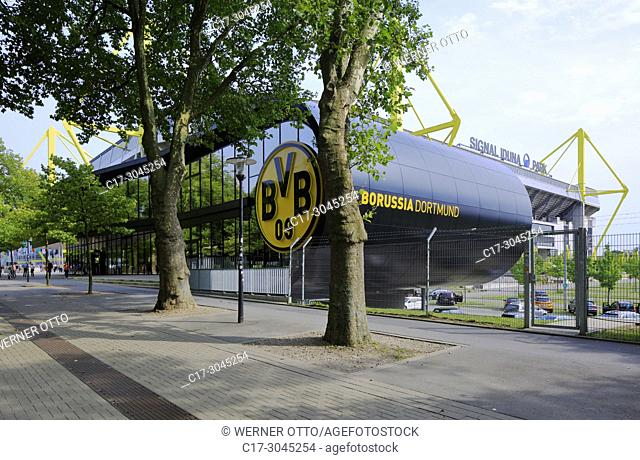Dortmund, D-Dortmund, Ruhr area, Westphalia, North Rhine-Westphalia, NRW, sports, football, Bundesliga, Signal Iduna Park