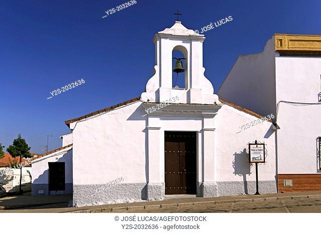 La Pastora Shrine, Zalamea la Real, Huelva-province, Region of Andalusia, Spain, Europe