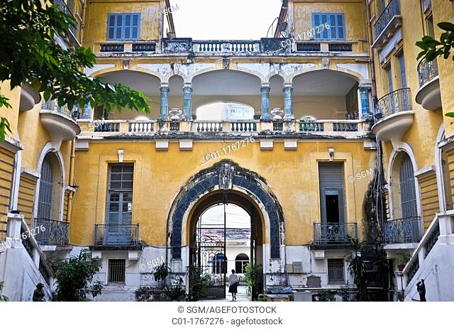 Fine Arts Museum, Ho Chi Minh City, Vietnam
