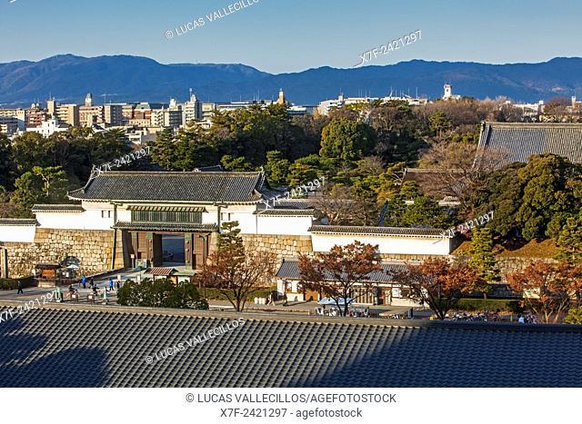 Nijo castle,UNESCO World Heritage Site,Kyoto, Japan