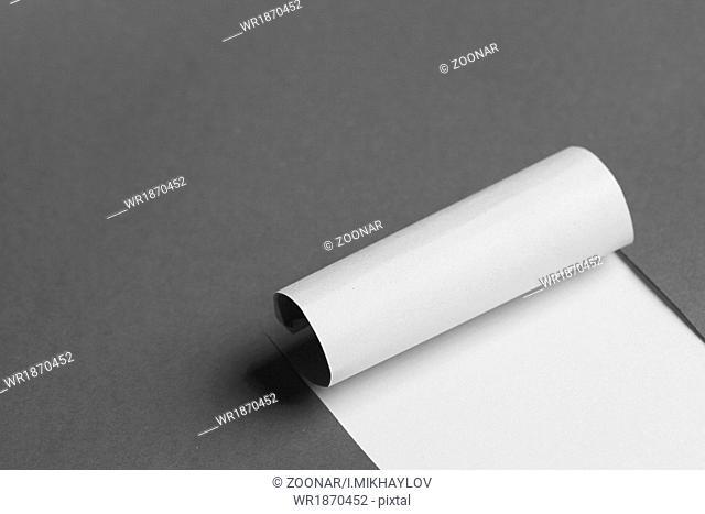 Cut paper backround