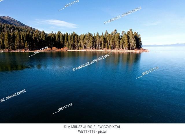 Emerald Bay is one of the most beautiful wilderness areas on, or around, Lake Tahoe