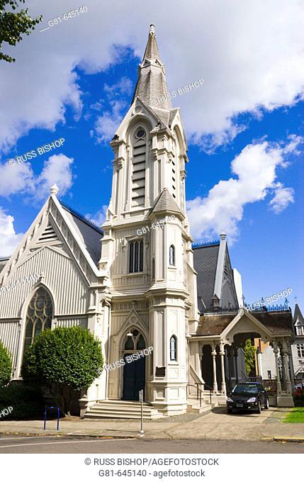 The Old Church (1882), Portland, Oregon, USA
