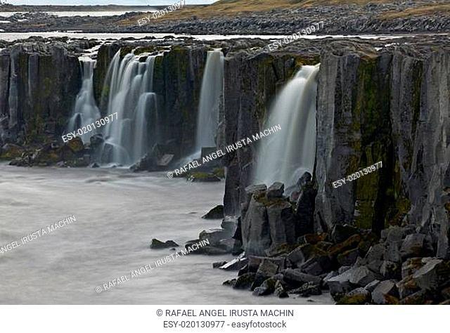 Selfoss Waterfall, Iceland
