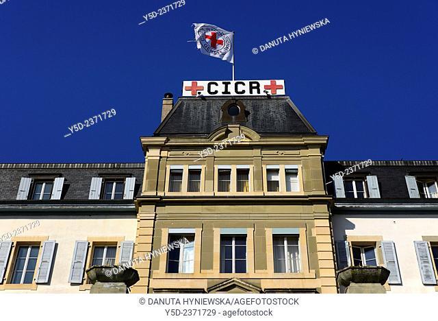 Red Cross Organization Headquarters, Geneva, Switzerland