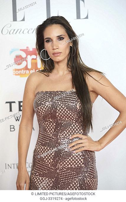 India Martinez attends Solidarity gala dinner for CRIS Foundation against Cancer at Intercontinental Hotel on May 30, 2019 in Madrid, Spain
