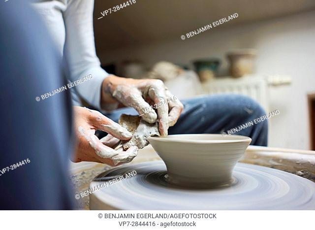 fervent femal potter