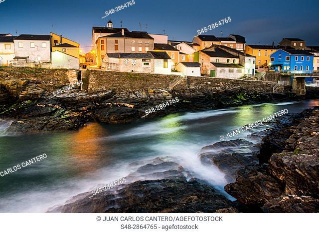 Rinlo. Lugo. Galicia. Spain