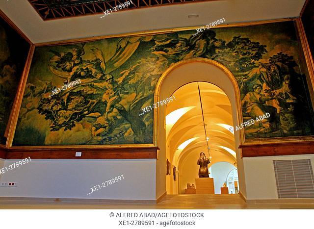 Palau Maricel, Nineteenth century artistic set, Sitges, Catalonia, Spain