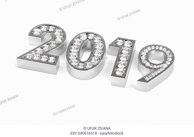 New Year Diamonds 2019