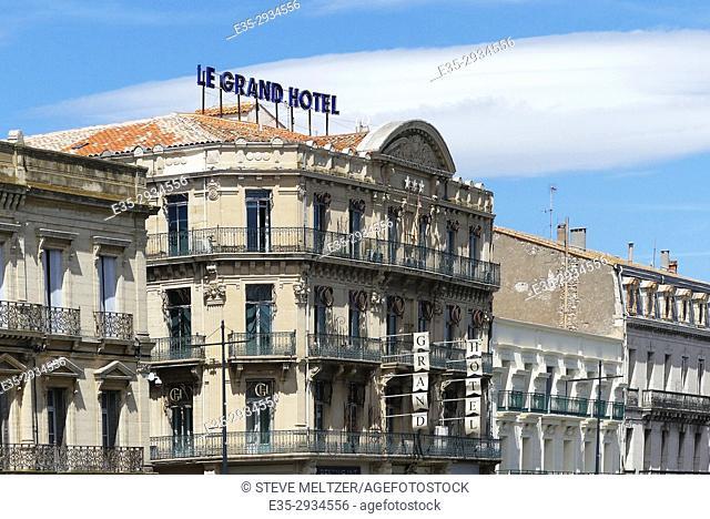 Le Grand Hotel Sète, France