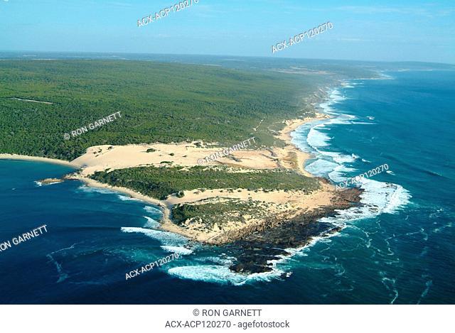 aerial, Cape Clairault, Yallingup, Western Australia