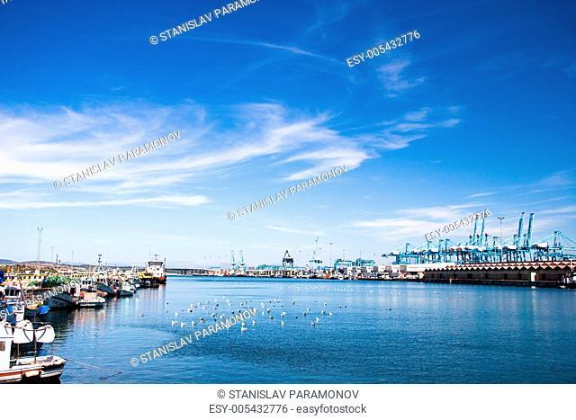 Algeciras Port