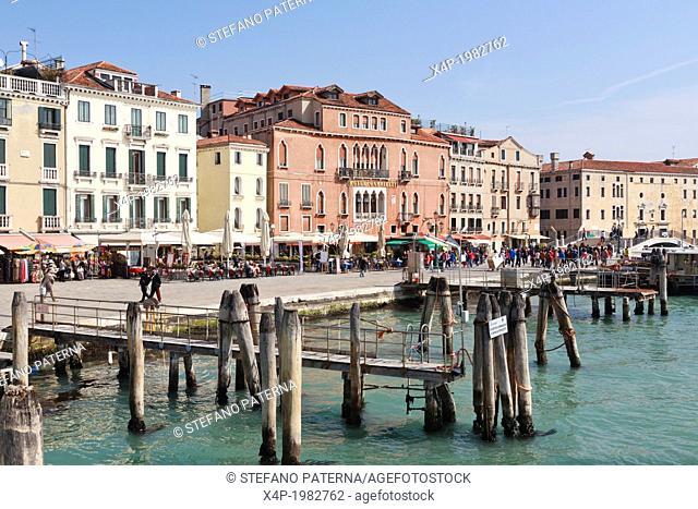 Hotel Gabrielli, Riva degli Schiavoni, Venice, Italy