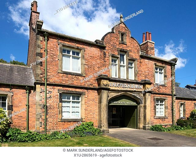 Workhouse Museum in Ripon North Yorkshire England